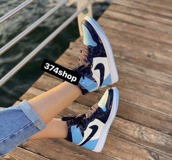 Nike Air Jordan 1 Blue