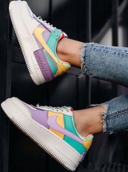 Nike Air force One Colorful